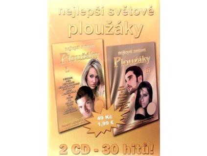 Nejlepší světové ploužáky - 2CD papírový obal
