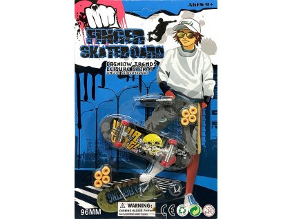 Finger Skateboard 96mm (0875Q) do ruky