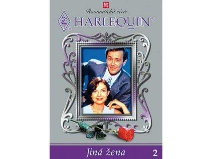 Harlequin 2 Jiná žena DVD papírový obal