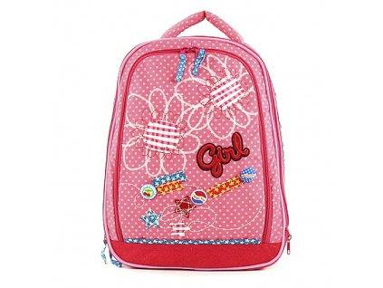 Fashion Line Školní batoh Girl