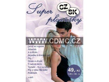 Super ploužáky 1 - CD papírový obal