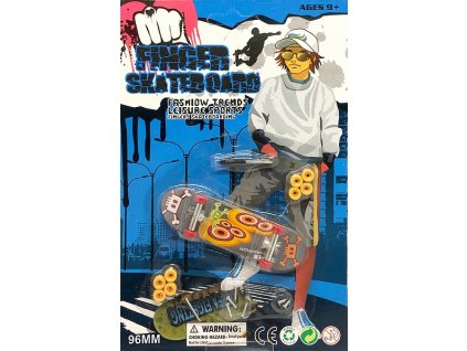 Finger Skateboard 96mm (0875U) prstový fingerskate do ruky