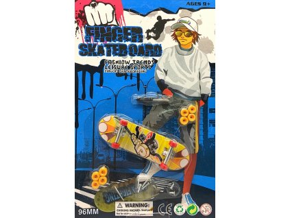 Finger Skateboard 96mm (0875X) do ruky