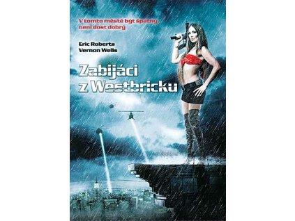 Zabijáci z Westbricku DVD papírový obal