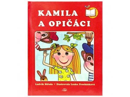 Kamila a opičáci - Ludvík Středa