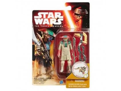 Star Wars figurka Constable Zuvio