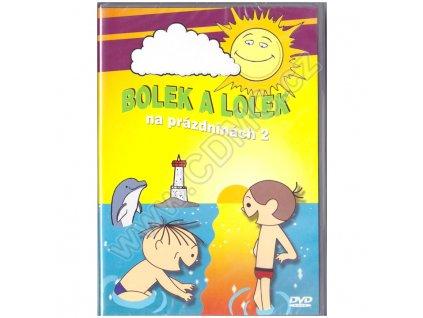 Bolek a Lolek na prázdninách 2 DVD