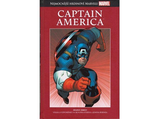 Nejmocnější hrdinové Marvelu 006: Captain America (6)