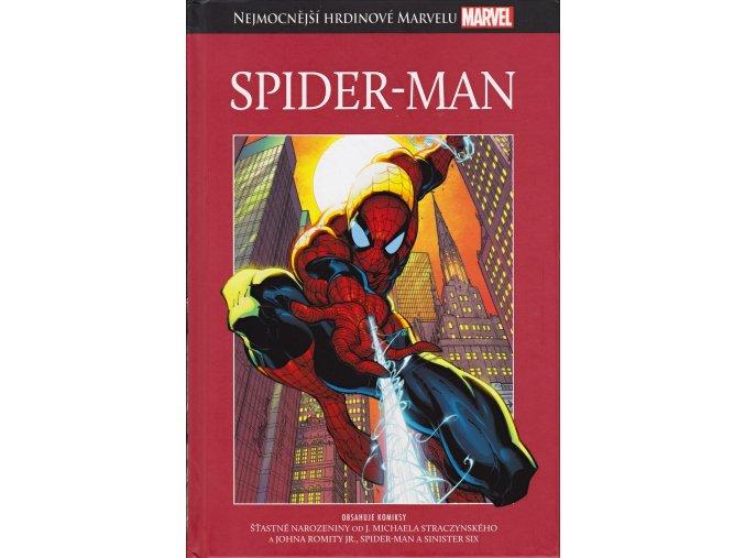 Nejmocnější hrdinové Marvelu 002: Spider-Man (2)