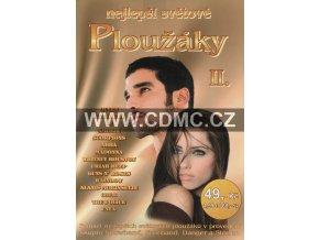 CD - Nejlepší světové ploužáky II. (pošetka)
