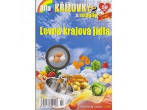 Alfa křížovky s recepty Levná krajová jídla