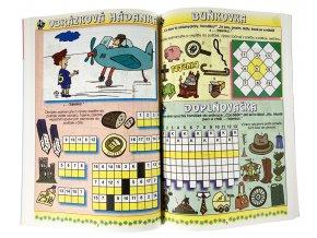Velká kniha pro malé luštitele Speciál 2018