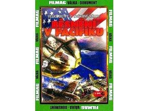 Běsnění v Pacifiku III. DVD papírový obal