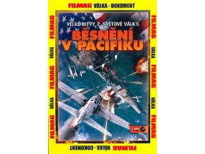Běsnění v Pacifiku I. DVD papírový obal