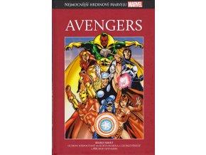 Nejmocnější hrdinové Marvelu 001: Avengers (1)