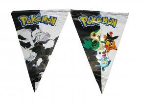 Vlaječková girlanda Pokémon 2,4 m (7459)