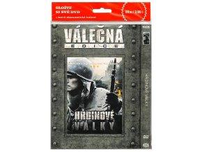 Hrdinové války DVD eurobalení