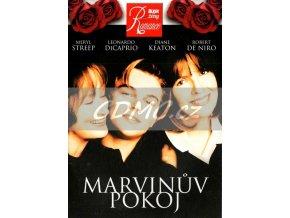 Marvinův pokoj DVD papírový obal