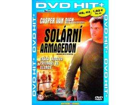 Solární armagedon DVD papírový obal