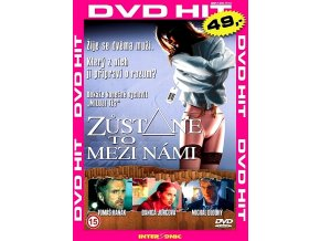Zůstane to mezi námi DVD papírový obal