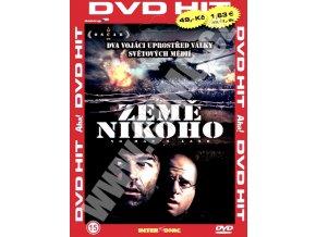 Země nikoho DVD papírový obal