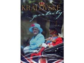 Královské portréty DVD