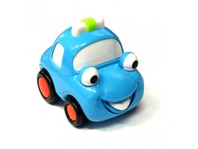 Q-Machines veselé auto modré 3913