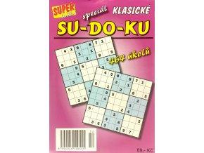 Super Luštění Sudoku Speciál klasické 464 úkolů