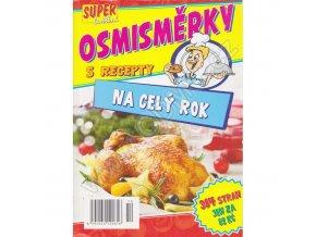 Super Luštění Osmisměrky s recepty na celý rok