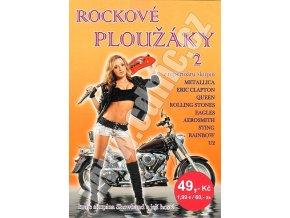 CD - Rockové ploužáky 2 (pošetka)