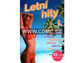 Letní hity I. CD papírový obal