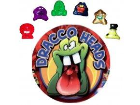Dracco Heads - Figurka v sáčku (5494)