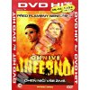 Ohnivé inferno DVD papírový obal