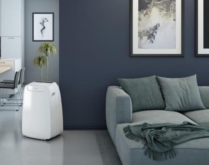 Mobilní klimatizace pro rodinné domy a byty
