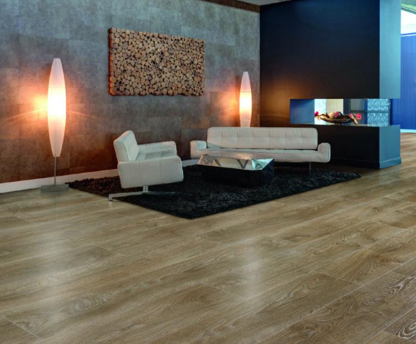 Typy vinylových podlah