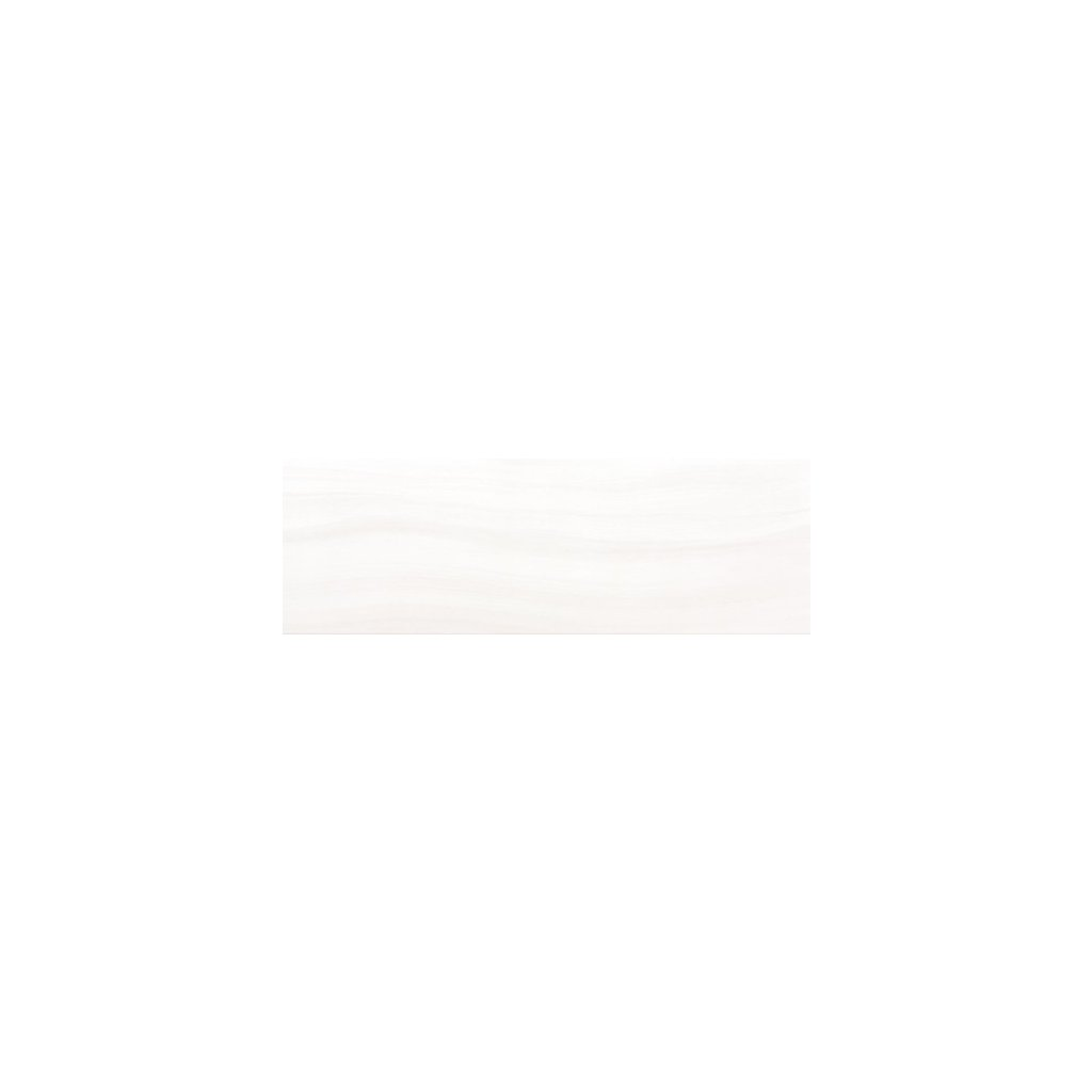 Obklad Rako Air bílá 20x60 cm lesk WADVE039