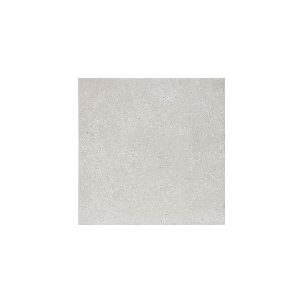 Dlažba Rako Base světle šedá 60x60 cm mat DAR63432