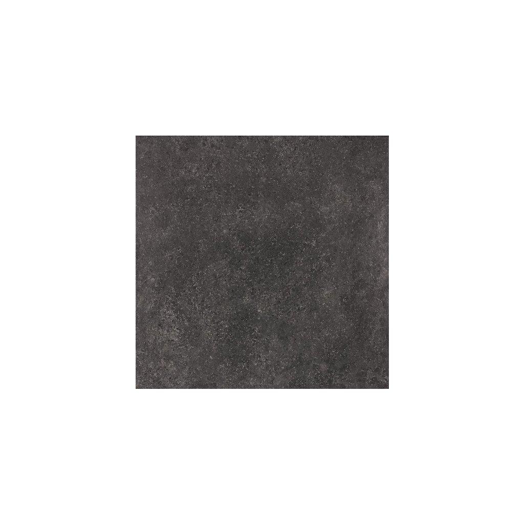 Dlažba Rako Base černá 60x60 cm mat DAR63433