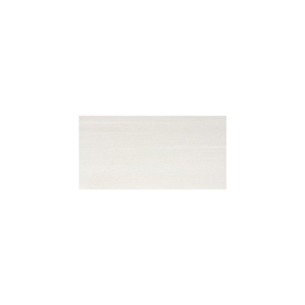 Obklad Rako Casa bílá 30x60 cm reliéfní mat WAKV4530