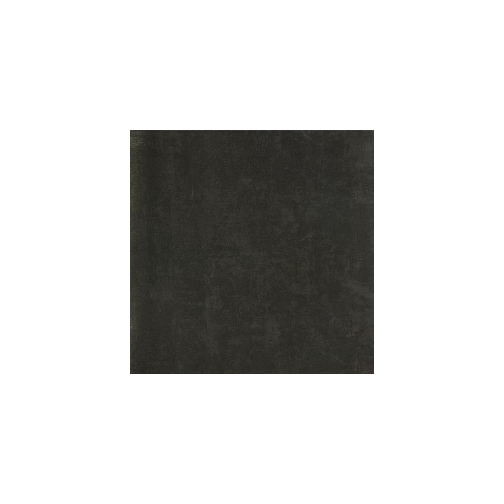 Dlažba Rako Concept černá 45x45 cm mat DAA44603