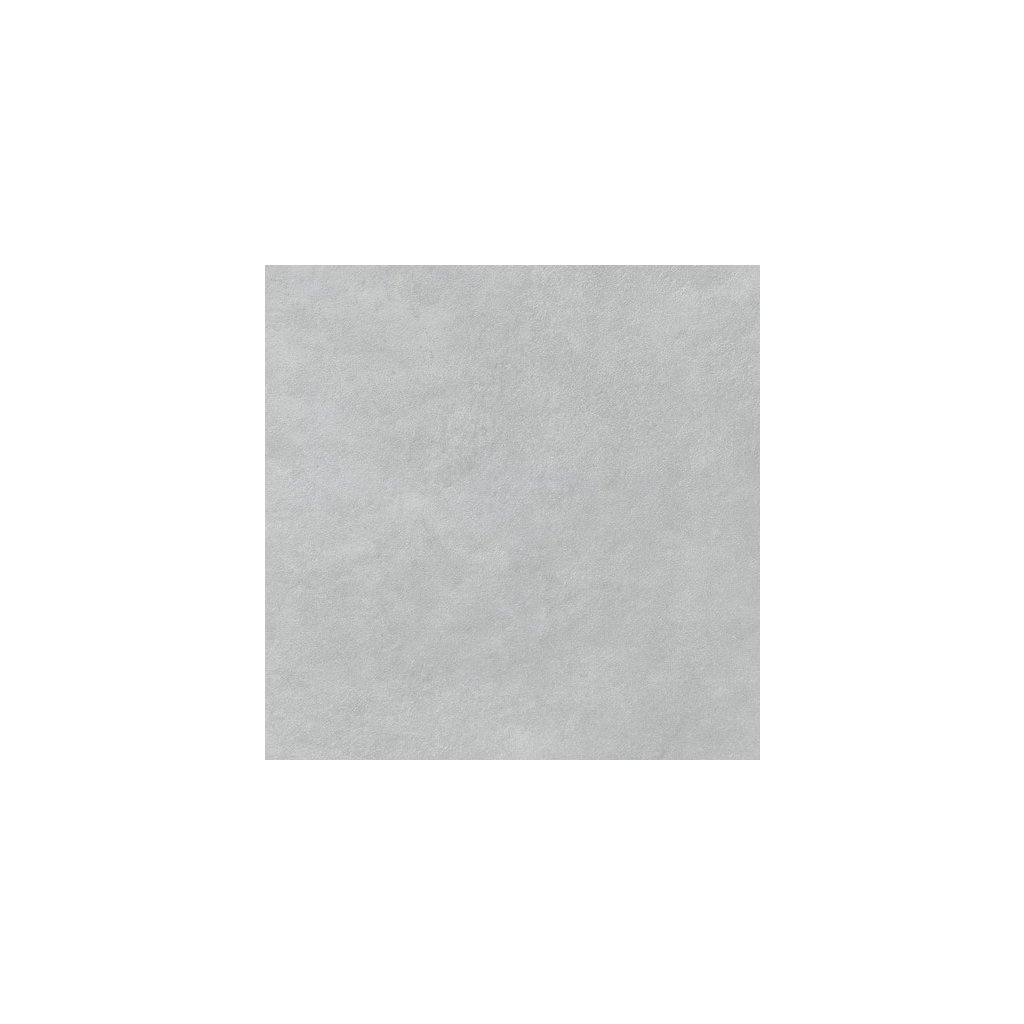 Dlažba Rako Extra světle šedá 45x45 cm mat DAR44723