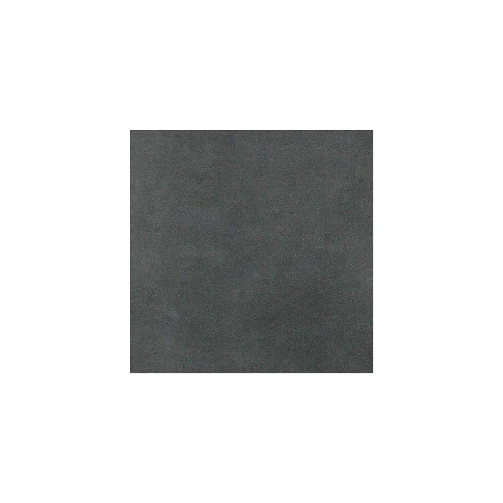 Dlažba Rako Extra černá 45x45 cm mat DAR44725