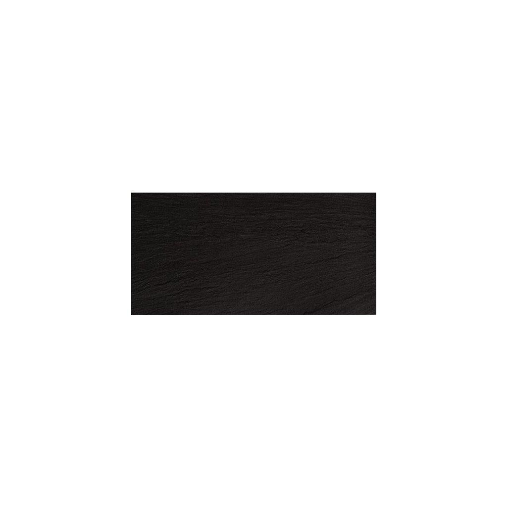 Dlaždice RAKO Geo černá 30x60cm mat DARSE314