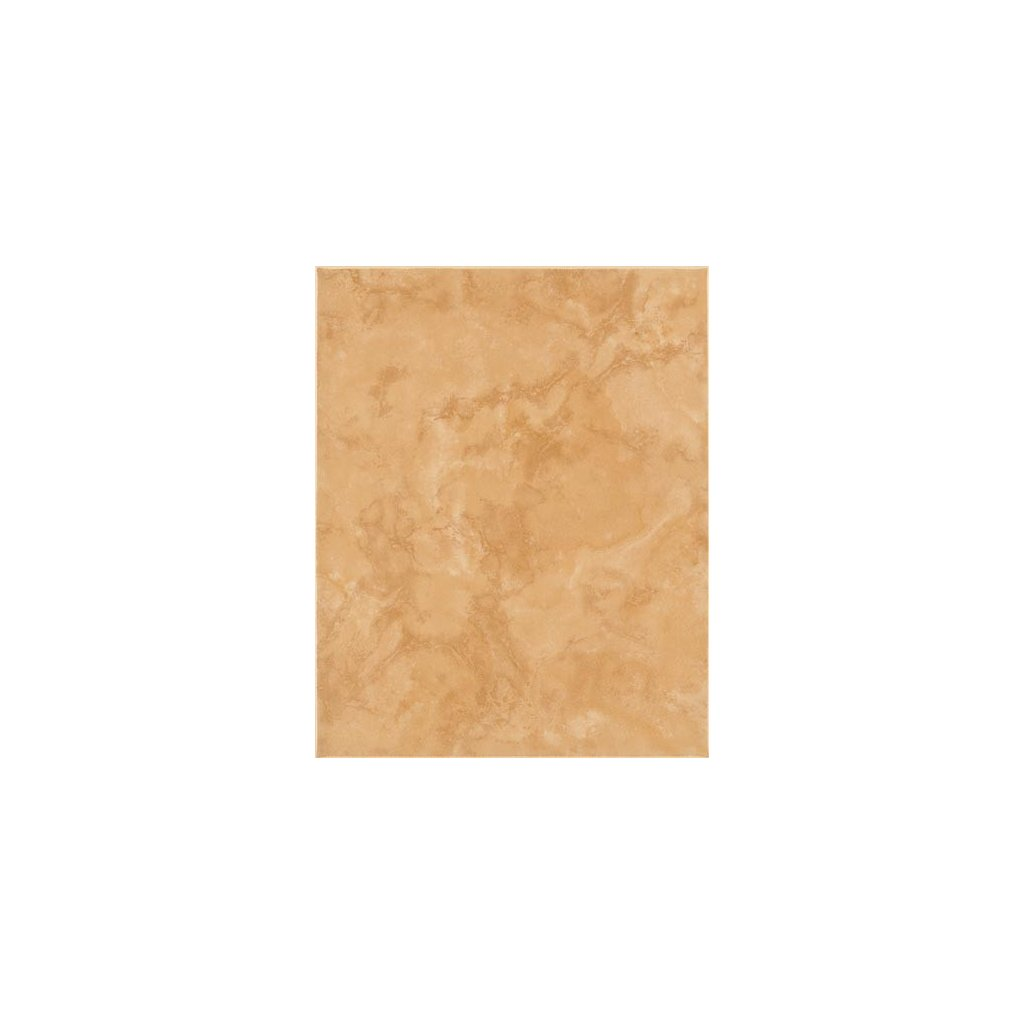 Obklad Rako Neo béžová dekor 20x25 cm lesk WATGY146