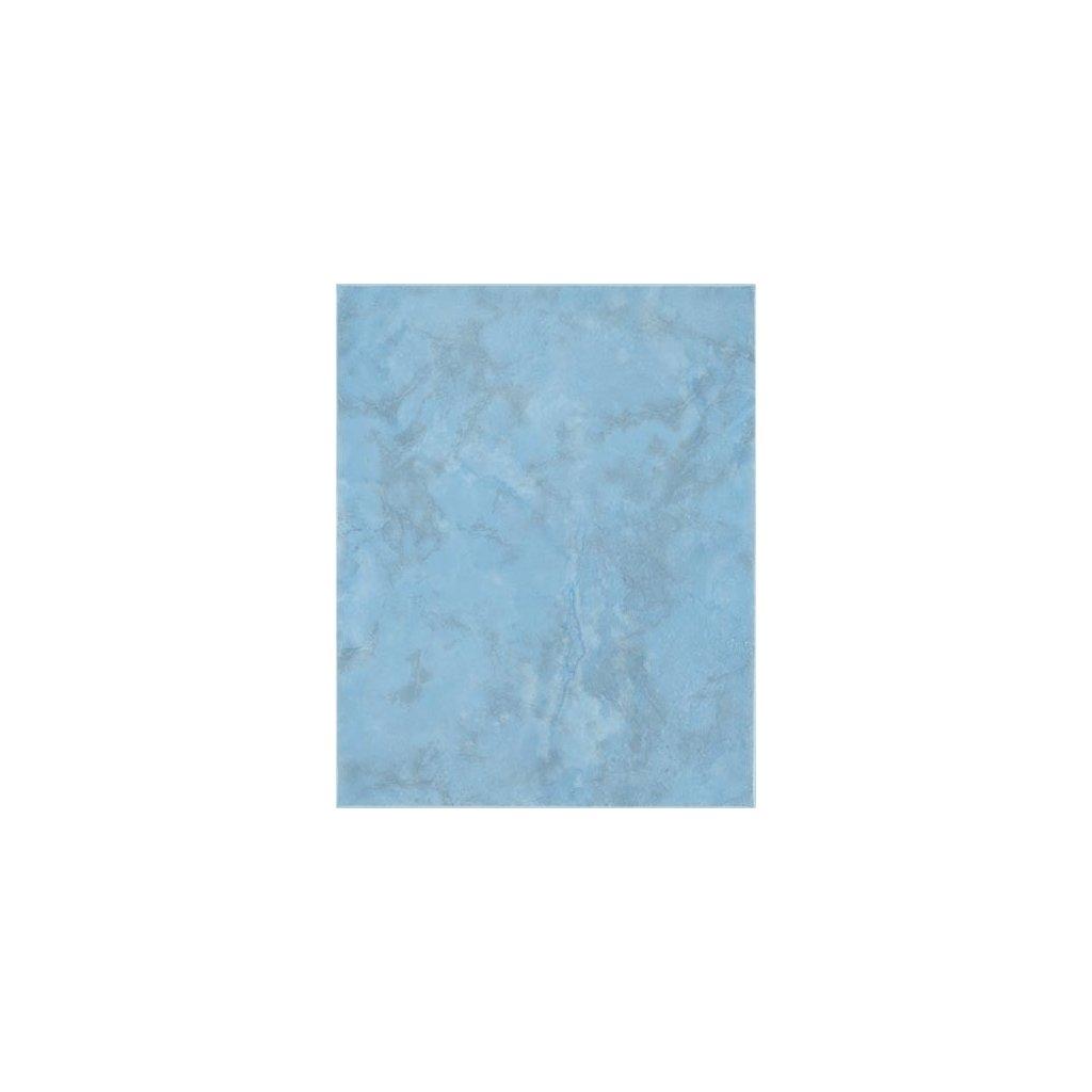 Obklad Rako Neo modrá 20x25 cm lesk WATGY148