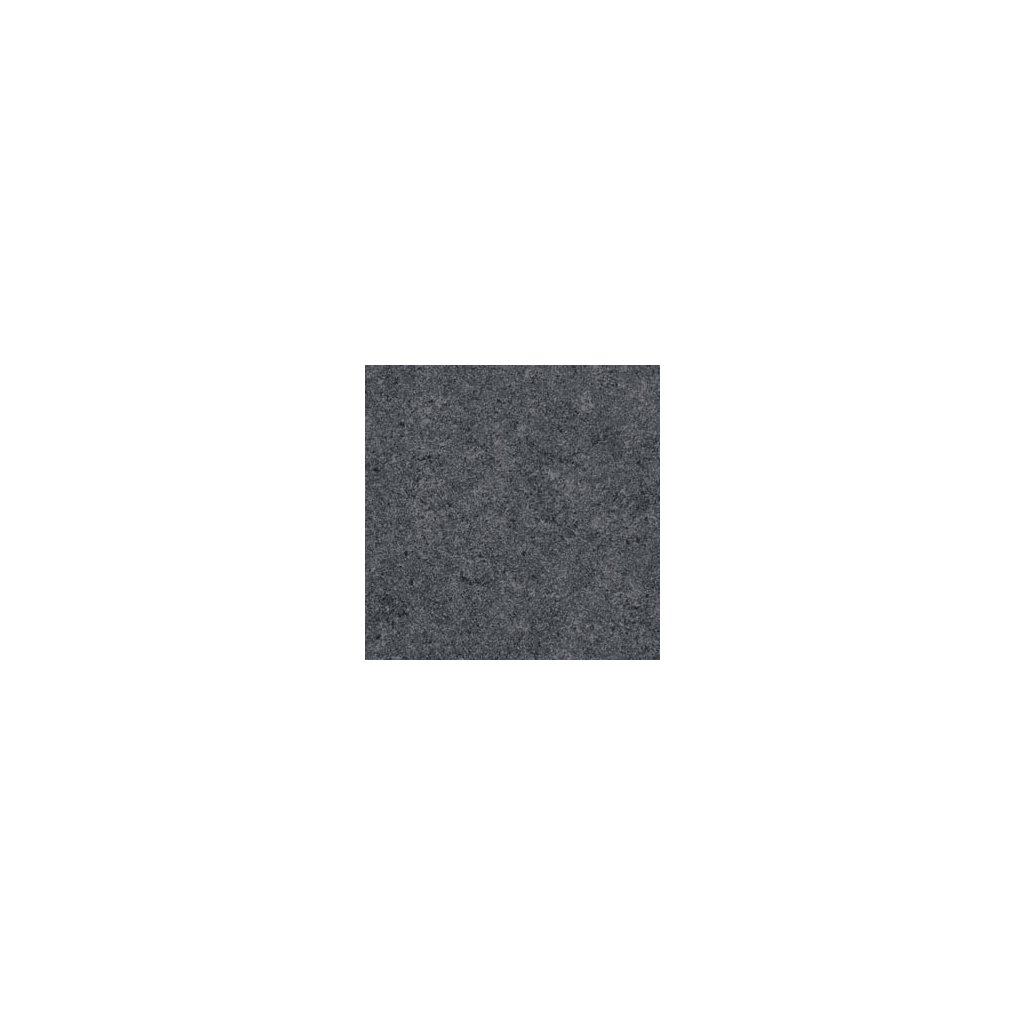 Dlažba Rako Rock černá 15x15 cm mat DAK1D635