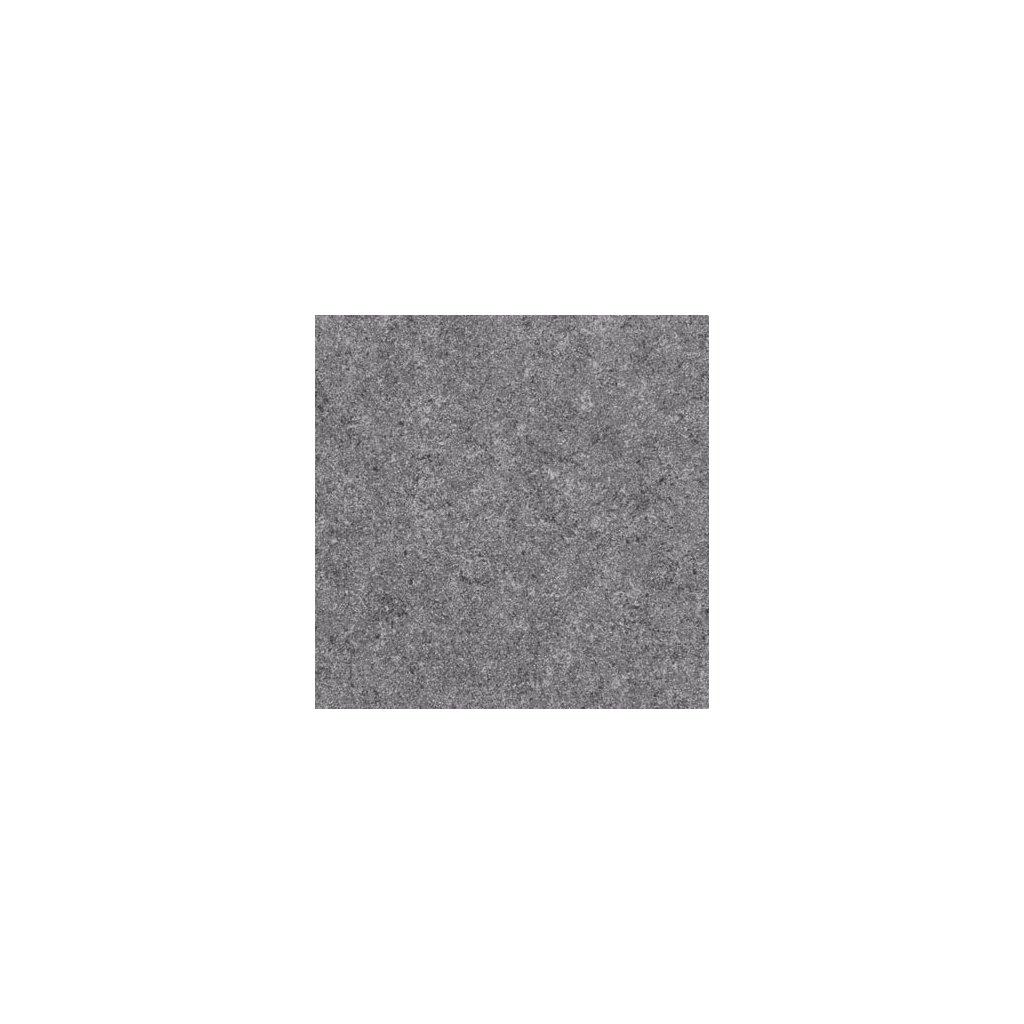 Dlažba Rako Rock tmavě šedá 20x20 cm mat DAK26636