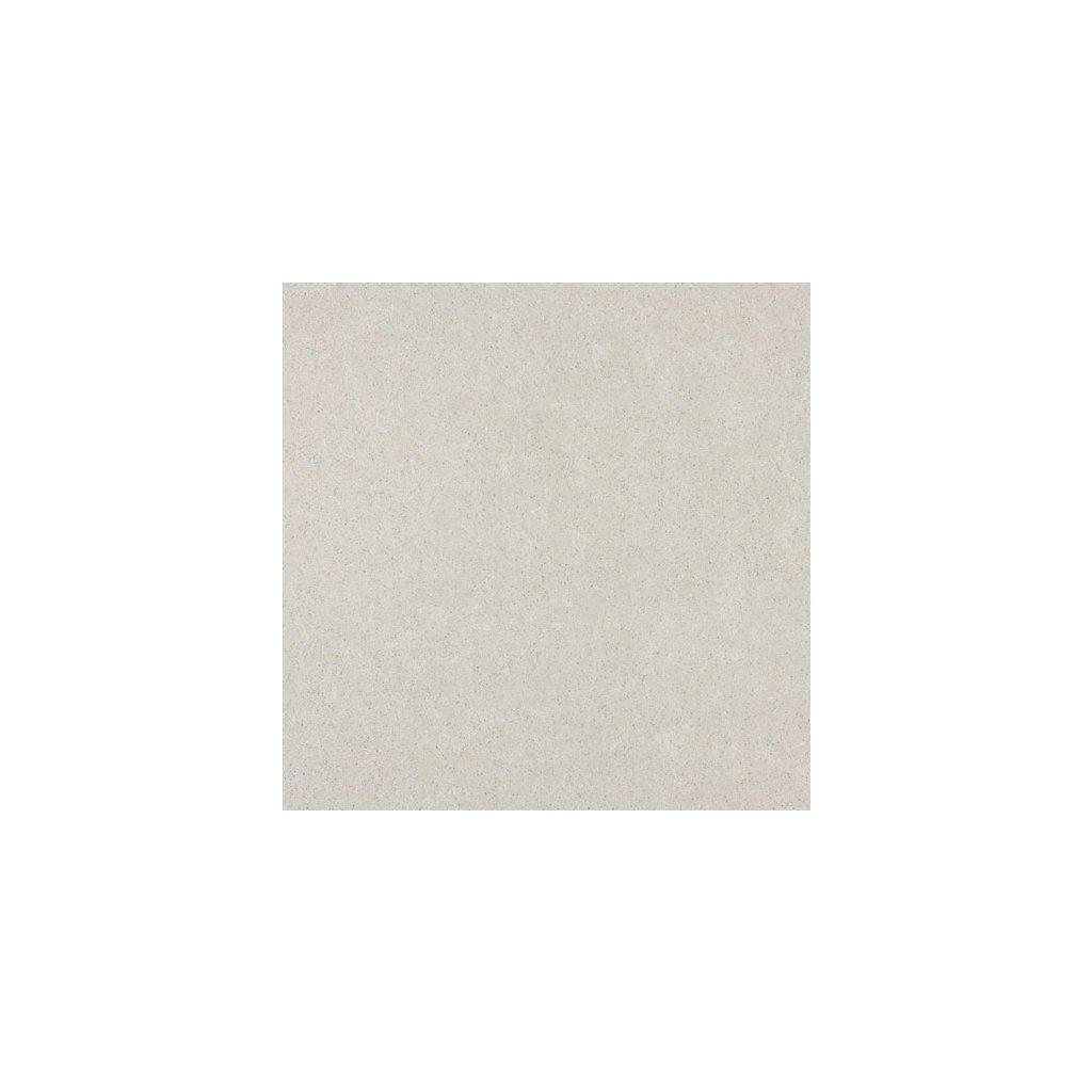 Dlažba Rako Rock bílá 60x60 cm mat DAK63632