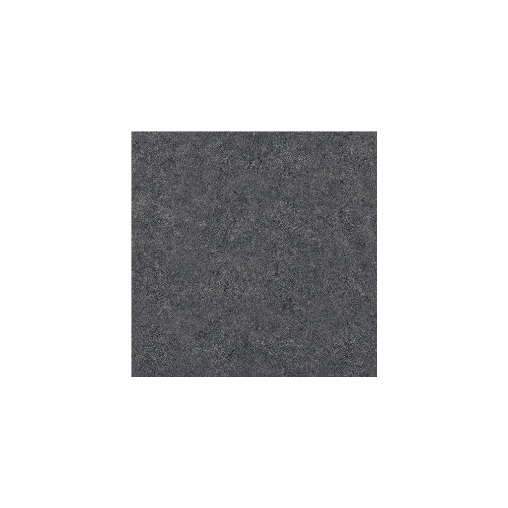 Dlažba Rako Rock černá 60x60 cm mat DAK63635