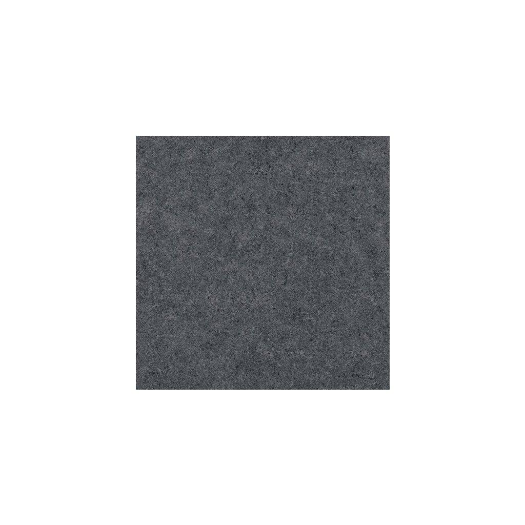 Dlažba Rako Rock černá 30x30 cm mat DAA34635
